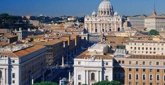 Novotel Roma Est - Rooma - Näkymät ulkona