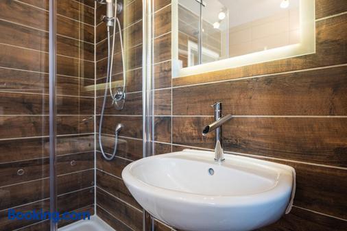 Hotel Restaurant Thueringer Hof - Bad Frankenhausen - Bathroom