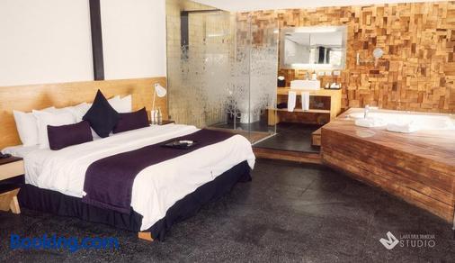 MO17 Hotel Boutique - Santiago de Querétaro - Phòng ngủ
