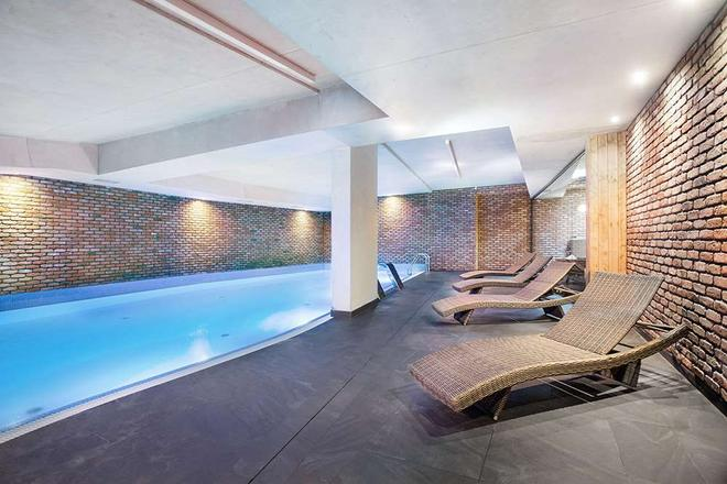 Hotel Almond Business & Spa - Gdansk - Piscina