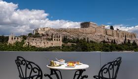 Ξενοδοχείο Acropolis View - Αθήνα - Μπαλκόνι