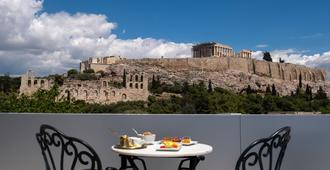 Acropolis View Hotel - Athens - Balcony