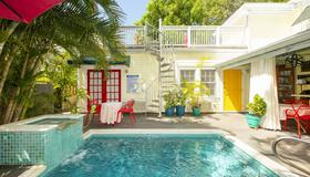 The Knowles House - Key West - Πισίνα