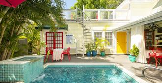 The Knowles House - Key West - Pool