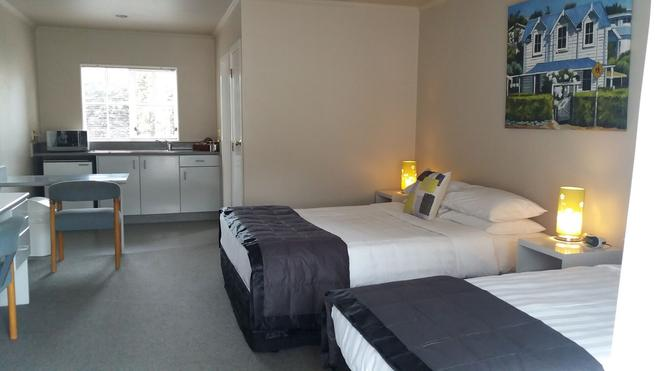 Settlers Motor Lodge - Lower Hutt - Makuuhuone