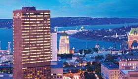 Delta Hotels by Marriott Quebec - Québec City - Building