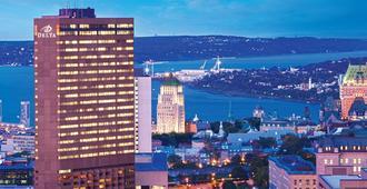 Delta Hotels by Marriott Quebec - קוויבק סיטי - בניין