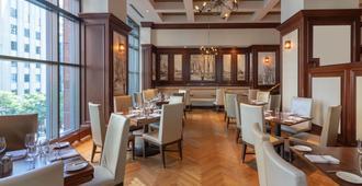 Omni Chicago Suites - Magnificent Mile - Chicago - Restaurant