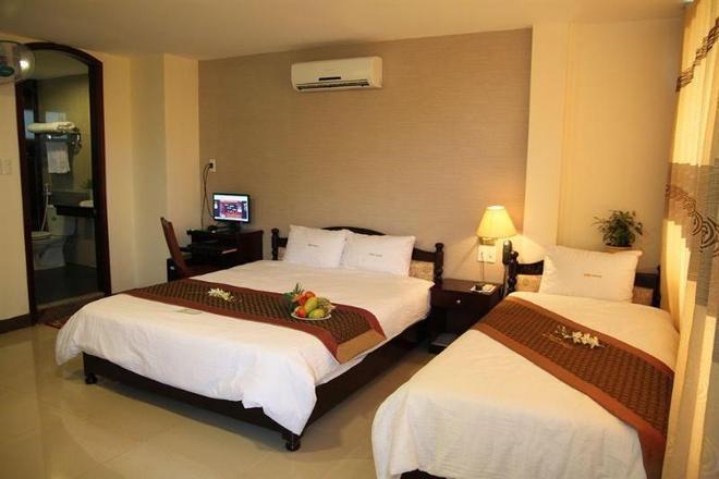 DMZ Hotel - Χουέ - Κρεβατοκάμαρα