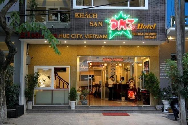 DMZ Hotel - Χουέ - Κτίριο