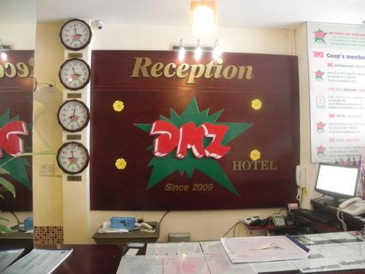 DMZ Hotel - Χουέ - Ρεσεψιόν