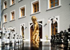A for Art Design Hotel - Thasos Town - Gebouw
