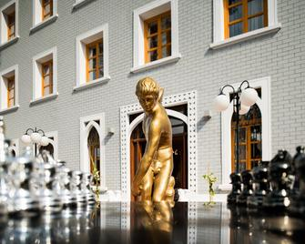 A for Art Design Hotel - Thasos - Building