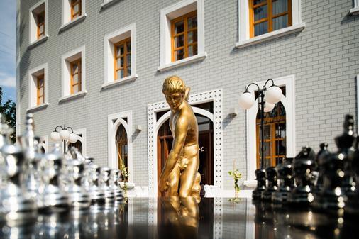 Afor Art Hotel - Θάσος - Κτίριο