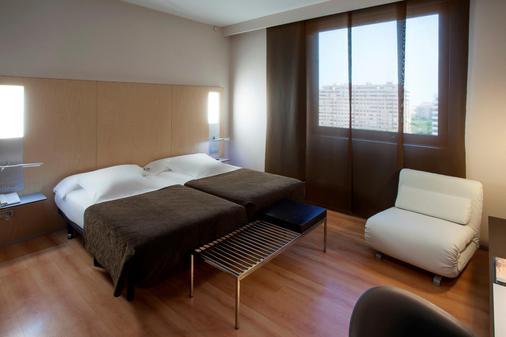 Barceló Valencia - Valencia - Bedroom