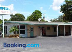 Campbell Motel - Cocoa - Building