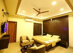 Hotel D'Inn - Puducherry - Sypialnia