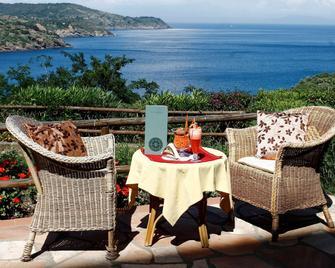 Grand Hotel Elba International - Capoliveri - Balkon