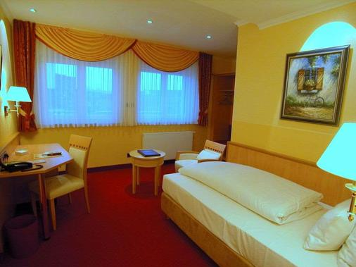 Hotel Mack - Mannheim - Makuuhuone