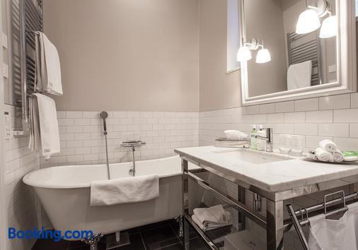 Hotel Villa Anna - Uppsala - Phòng tắm