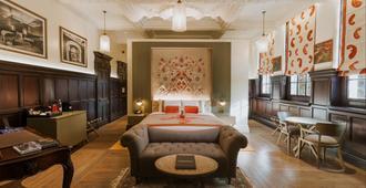 The Lalit London - לונדון - חדר שינה
