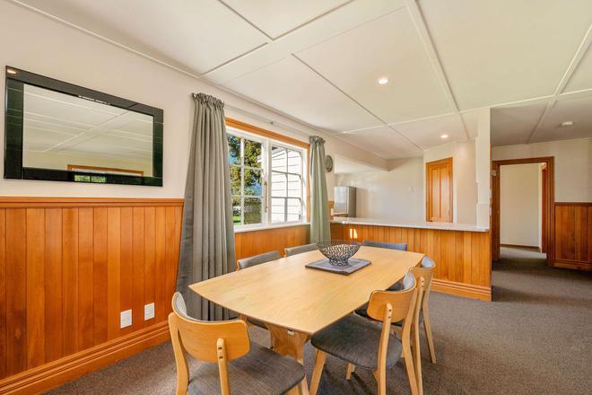Quality Suites Huka Falls - Taupo - Dining room