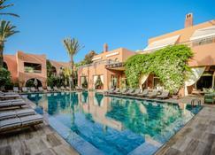 Tikida Golf Palace - Relais & Châteaux - Agadir - Bangunan