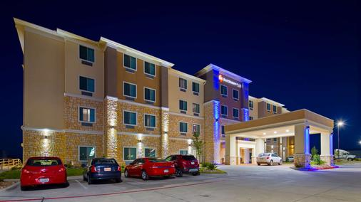 Best Western Plus Buda Austin Inn & Suites - Buda - Gebäude