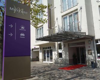 Mercure Hotel Plaza Magdeburg - Magdeburg - Building