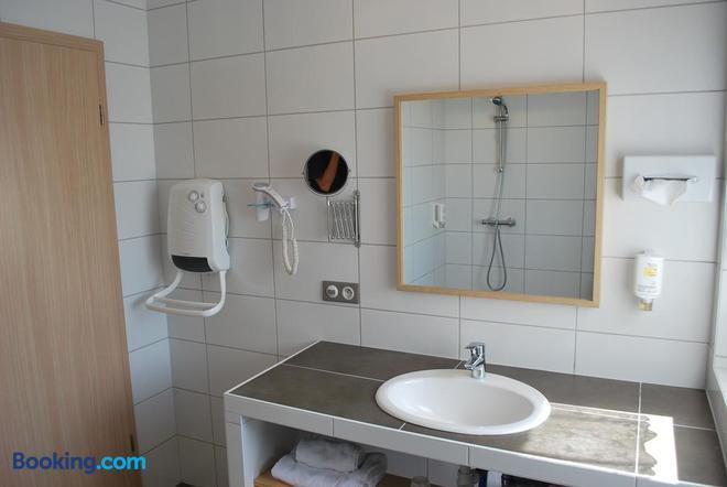 Chambres d'Hôtes Les Vignes - Saverne - Bathroom