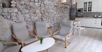 Hostel Kobarid - Kobarid - Living room