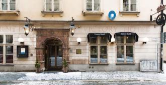 Victory Hotel - Estocolmo - Edificio