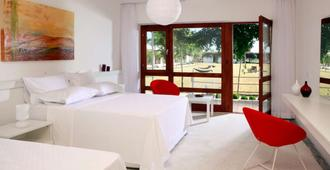 艾塔斯飯店 - 艾瓦勒克 - 臥室