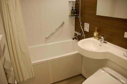 Henn na Hotel Tokyo Nishikasai - Tokyo - Bathroom