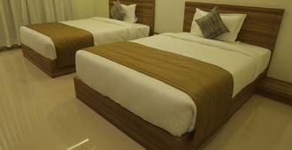 Hotel Roma Kristo - Dwārka - Bedroom