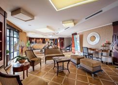 Best Western Premier Villa Fabiano Palace Hotel - Rende - Recepción