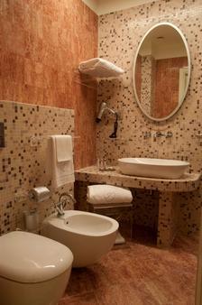 Best Western Premier Villa Fabiano Palace Hotel - Rende - Bathroom