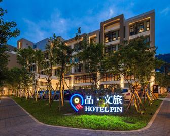 Hotel Pin - Jiaoxi Township - Building