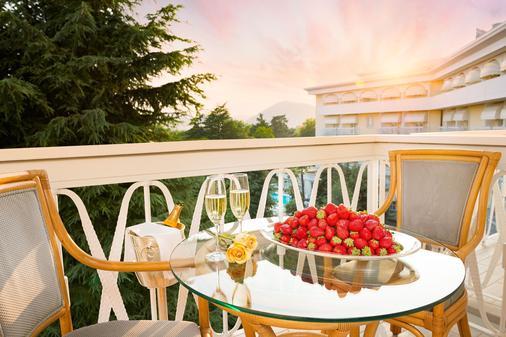 Hotel Due Torri - Abano Terme - Balcony
