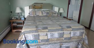 Happy Motel - Edmundston - Bedroom