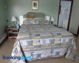 Happy Motel - Edmundston - Bedroom