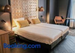 海特安加釀酒廠酒店 - 梅赫倫 - 臥室