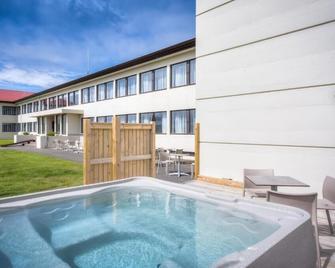 Hotel Laugarbakki - Hvammstangi - Pool