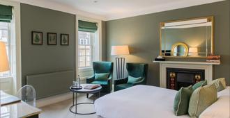 The Queensberry Hotel - Бат - Спальня