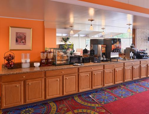 Americas Best Value Inn Geneva - Geneva - Buffet
