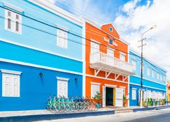 Bed & Bike Curacao Hotel - Willemstad - Edificio