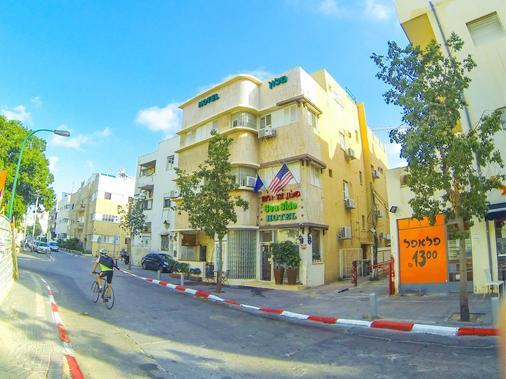 Sea Side Hotel - Τελ Αβίβ - Κτίριο