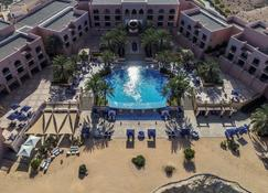 Shangri-La Al Husn Resort & Spa - Μουσκάτ - Κτίριο