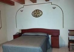 Casa de la Luna - Mexico - Chambre