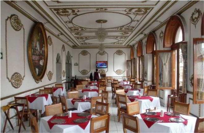 Casa de la Luna - Mexico - Restaurant